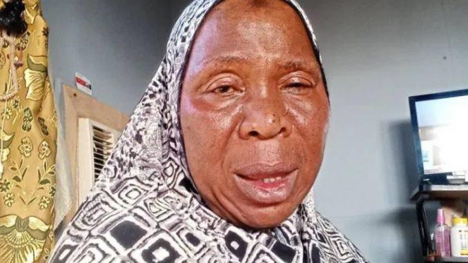 #EndSARS: Nollywood Actors Console Madam Saje
