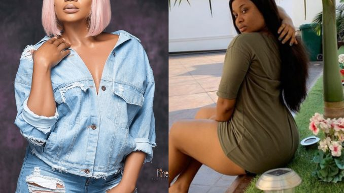 From the mouth of a full blown lesbian - Actress Uche Ogbodo slams colleague Inem Peter over comment of 'women being much happier without men'
