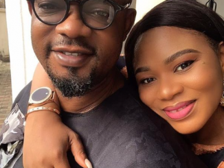 Actor Charles Inojie celebrates 8th wedding anniversary with wife