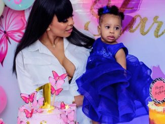 TBoss celebrates her daughter's conception day