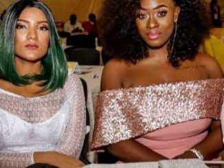 Big Brother Naija's Uriel and Gifty reconcile after 2 years of animosity