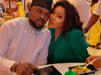 Thank you so much for loving me so purely and devotedly - Toyin Abraham celebrates husband, Kolawole on his birthday