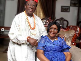 Media personality, Ebuka's parents celebrate 52nd wedding anniversary
