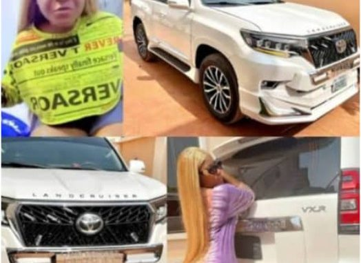 10 Super Actresses Engage In Hot Competition With Cars
