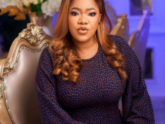 ''We need to stop attributing every woman's success to her sexual prowess with men''- Toyin Abraham reacts to Ruggedman's post about Nollywood actors and actresses