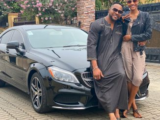 """""""All predators stay off"""" - Nollywood actor, Bolanle Ninalowo warns as he shares new photos with his 15-year old daughter"""