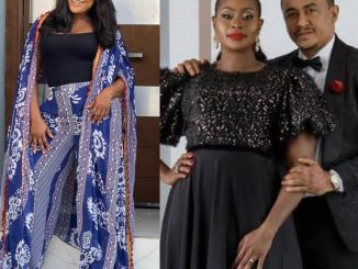 """""""I stand with Tastebudz"""" - Actress, Uche Elendu says as she questions court ruling on Daddy Freeze's partner's marital case"""