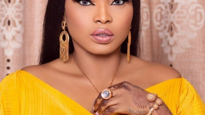 """""""Dont listen to motivational speakers for your own good"""" Actress, Halima Abubakar says"""
