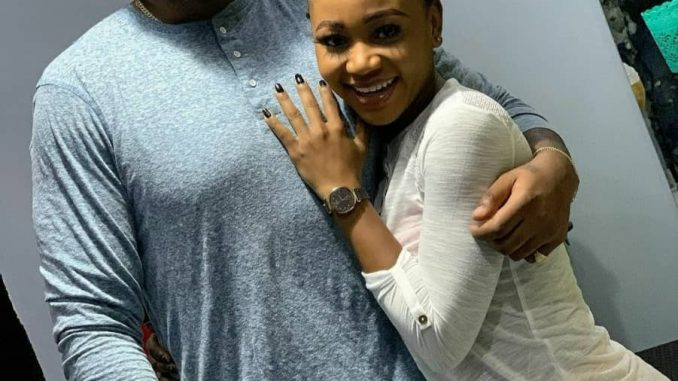 """""""And so?"""" Ghanaian actress Akuapem responds after she was told BBNaija star, Teddy A, has a wife when she gushed about his lips"""