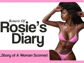 Rosie's Diary: The Only Way Out