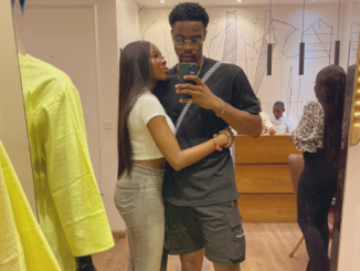 ''Together is a wonderful place to be''- BBNaija star, Vee, captions photo of her and her lover, Neo