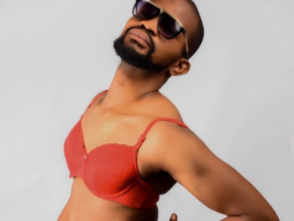 I'm not Gay - Actor, Uche Maduagwu makes dramatic U-turn on his sexuality after; claims his 'girlfriend' has dumped him and he's missing out on movie roles