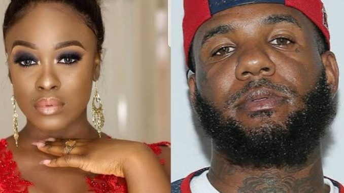 """""""Not all girls with huge Instagram accounts have sugar daddies"""" Uriel Oputa write in reaction to rapper, The Game's post"""