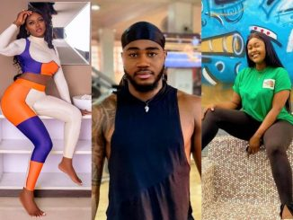 'I would have maintained the same lie, you fall hand big time because a boss lady doesn't kiss and tell' - Actress, Iheme Nancy tackles Ka3na