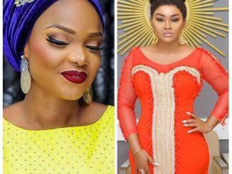 How Star Actresses, IYABO OJO & MERCY AIGBE Reconciled