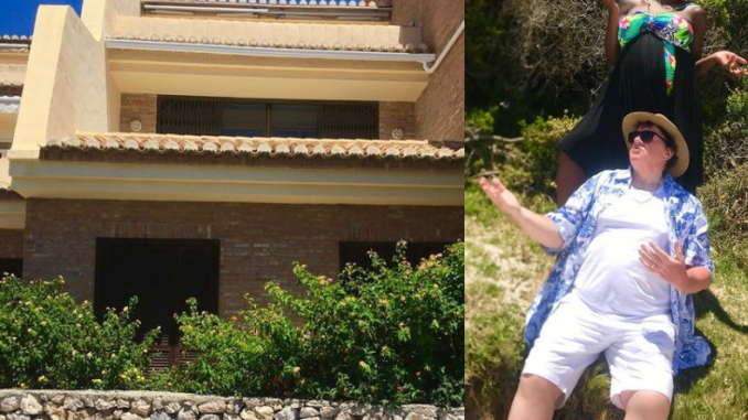 Reality star, Ka3na's husband 'gifts her a house in Spain' ahead of her 27th birthday (video)