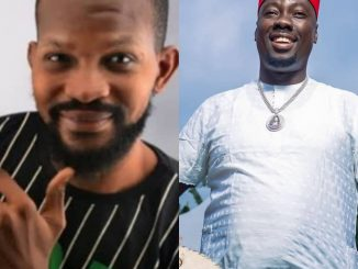 Obi Cubana claims to be wealthy yet the road to where he did his mum's burial remain untarred - Actor Uche Maduagwu