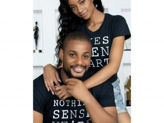 This is the last birthday you will bear this surname - Actor, Alex Ekubo tells fiancée, Fancy Acholonu as he celebrates her on her 30th birthday