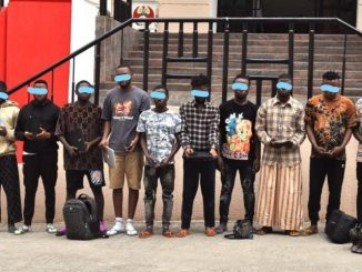 13 suspected Internet fraudsters arrested in Abuja