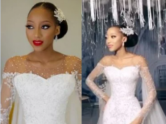 Hisbah finally comments on the dress worn by Yusuf Buhari's bride-to-be, Zahra Nasir Bayero, at her bridal shower