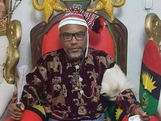 We are monitoring the situation to ensure Nnamdi Kanu's rights are respected - Abia state govt