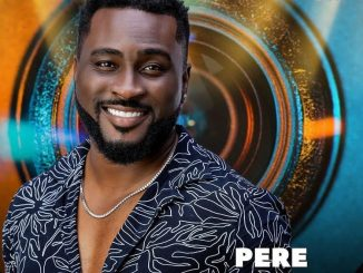 #BBNaija: Pere talks about getting pissed after a woman squ*rted in his mouth without letting him know on time (video)