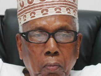 Elder statesman and super permanent secretary, Ahmed Joda, dies at 91