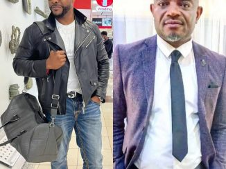 """""""You wrong for this"""" Actor Bolanle Ninalowo reacts after AGN President Emeka Rollas said Nollywood isn't a dumping ground for Big Brother Naija evictees"""