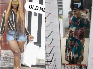 Uriel gives reason why she had to lose weight as she reveals it's finally paid off
