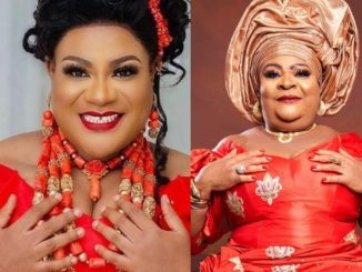 Actress, NKECHI BLESSING, Opens Up On Her Late Mum